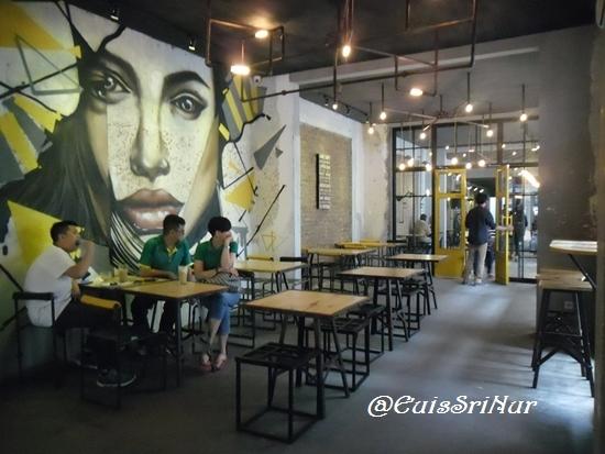 Menikmati Cita Rasa Kopi Racikan Yellow Truck Coffee Sunda