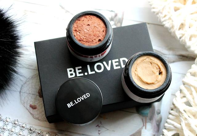 Naturalne kosmetyki od Be.Loved: krem oczyszczająco - peelingujący Truskawka Z Ryżem i maseczka do twarzy Love The Chocolate. Jak się u mnie spisały?