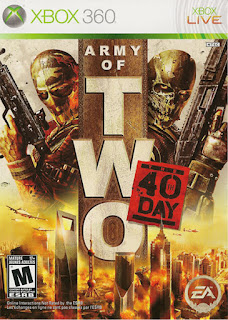 Army of Two The 40th Day Xbox360 free download full version