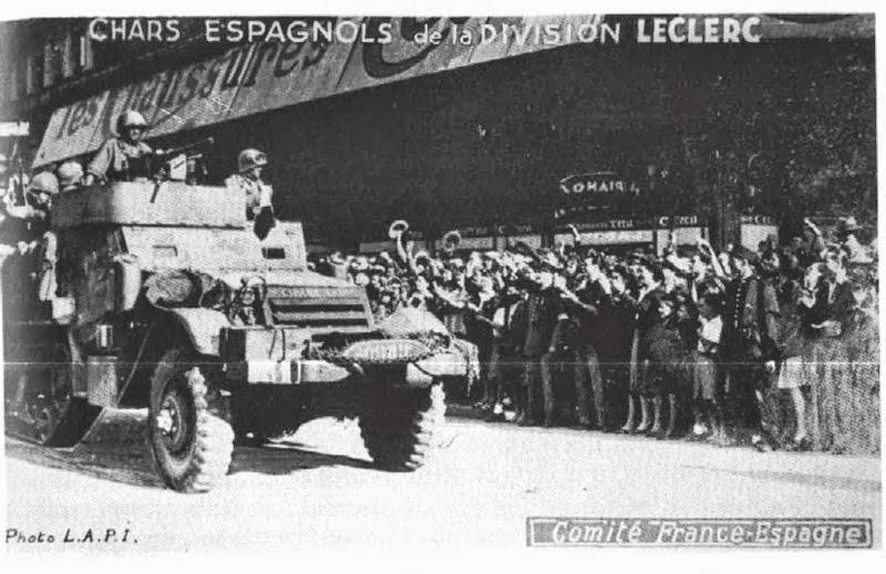 Carros españoles División Leclerc