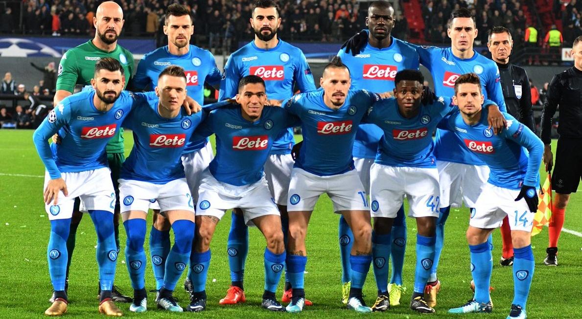 Napoli eliminato dalla Champions: perde 2-1 con il Feyenoord e scende in Europa League