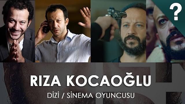 Çukur Dizisi Aliço (Rıza Kocaoğlu) Kimdir? Resimleri ve Biyografisi.