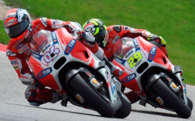 Balapan Terberat Untuk Ducati di Sachsenring, Jerman