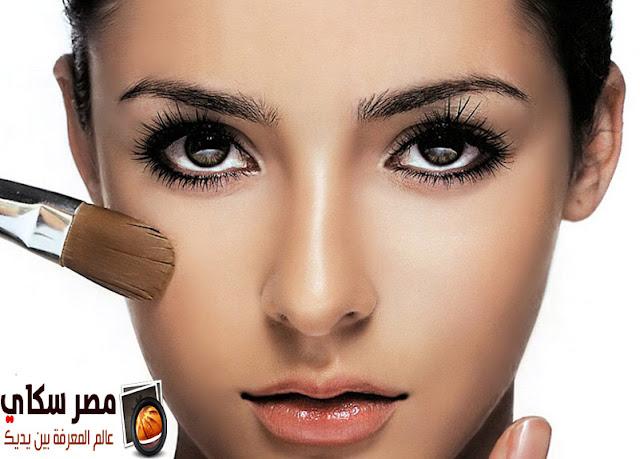 3 خطوات لإختيار المواد التى تخفي عيوب البشرة Skin imperfections