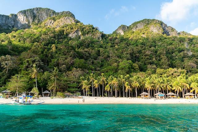 Seven-Commandos-beach-Corong-Corong-Palawan-Philippines