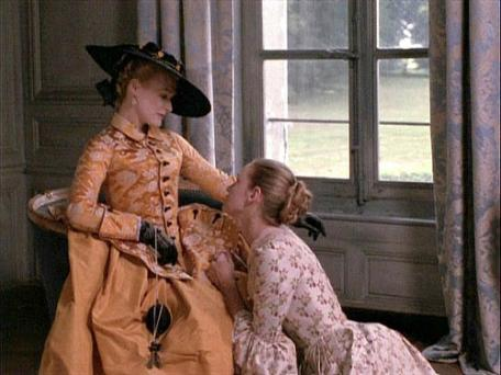 Dangerous Liaisons 1988 movieloversreviews.filminspector.com Uma Thurman Glenn Close