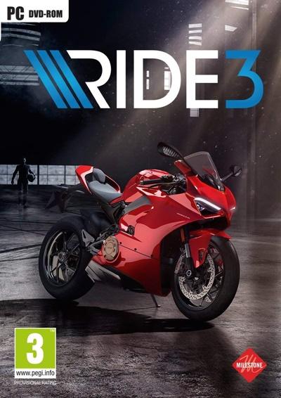 โหลดเกมส์ RIDE 3