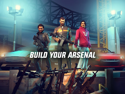 Gangstar New Orleans OpenWorld Mod Apk Full