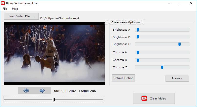 برنامج تصحيح وتحسين جودة الفيديوهات Easy Blurry Video Clearer احدث اصدار