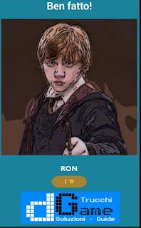 Soluzione Quiz Harry Potter livello 14