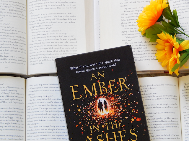 An Ember In The Ashes No Spoiler Book Review | sprinkledpages