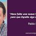 """Pablo Iglesias: """"Hace falta una nueva República para que España siga unida"""""""