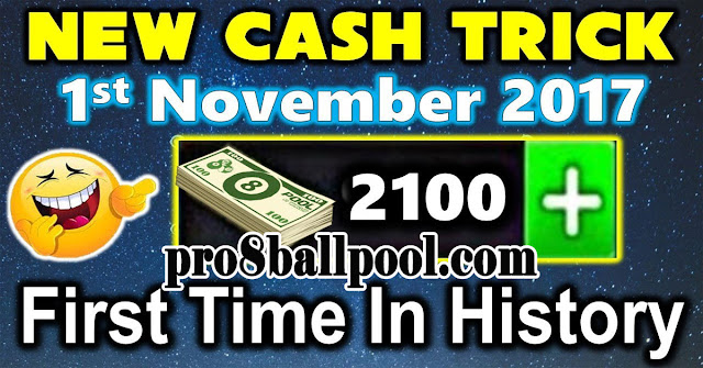 Free 2100 Cash Trick 💸1st Nov 2017 First Time In History of 8BP by KZR