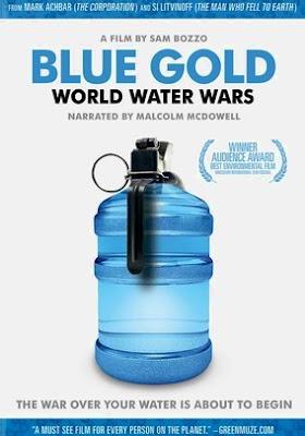 Γαλάζιος χρυσός: Παγκόσμιοι Πόλεμοι για το νερό