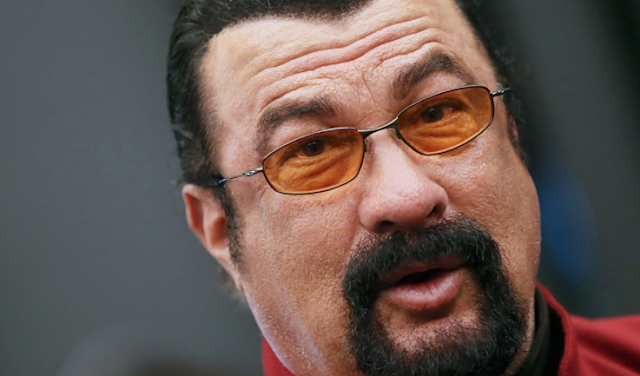 Steven Seagal denies Bond girl assault
