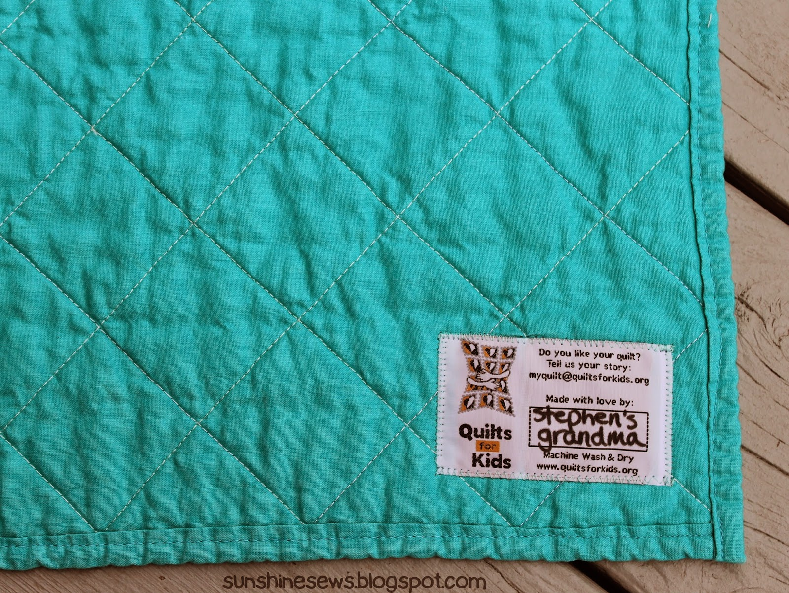 Quilts for Kids
