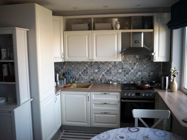 Virtuvės baldų atnaujinimas