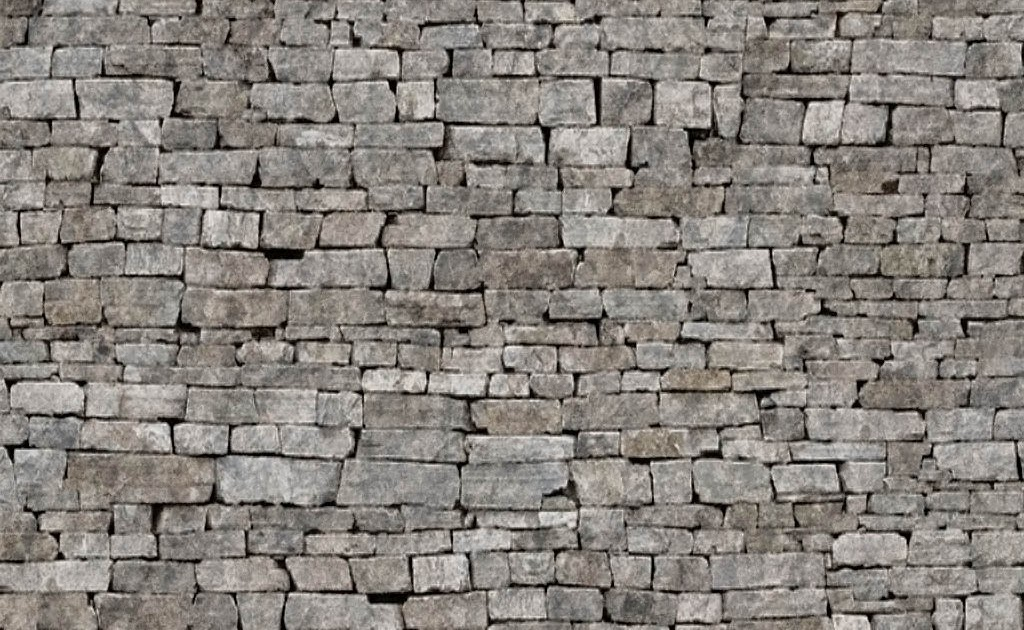 . HIGH RESOLUTION TEXTURES  Added seamless stone wall under seamless