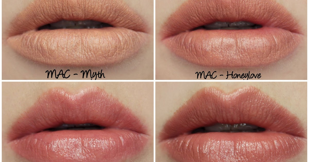 Onwijs MAC Permanent Nude & Neutral Lipstick Swatches & Review Part One ZS-44