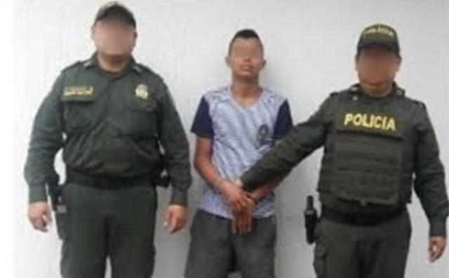 "En Flandes (Tolima), fue capturado alias ""Tres Chambas"" por portar bazuco consigo"