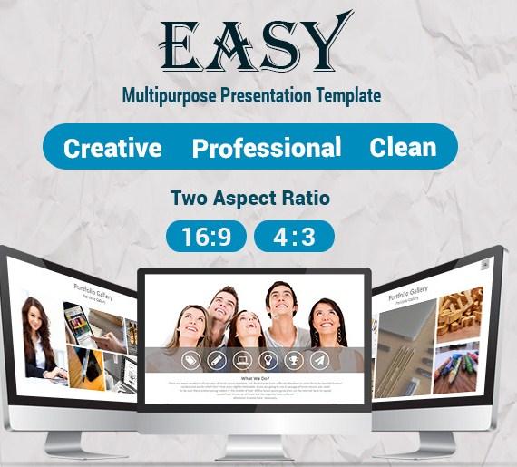 Easy Premium PowerPoint Templates