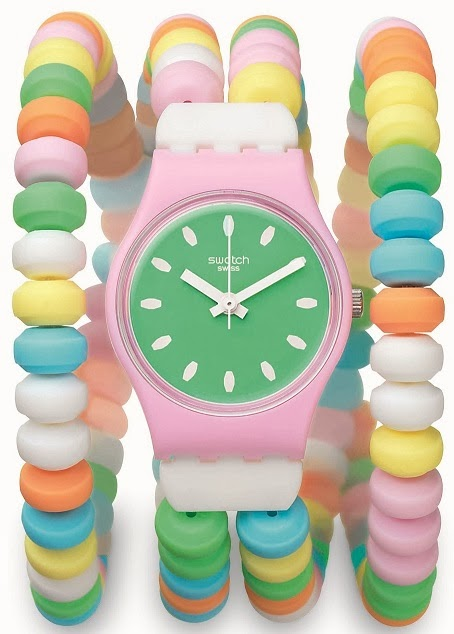 Swatch Pastry Chefs Collection: Caramellissima Watch