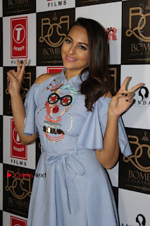 Actress Sonakshi Sinha at the Song Launch of Film Noor  0003.JPG