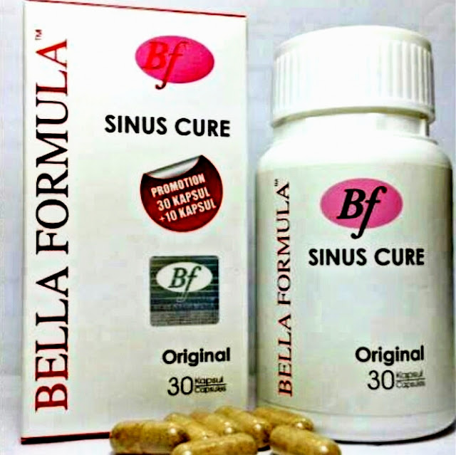 Rawatan Resdung  Bella Formula Sinus Cure