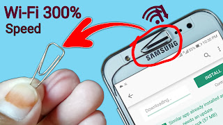 increase WiFi signal 300% More Download Speed Faster