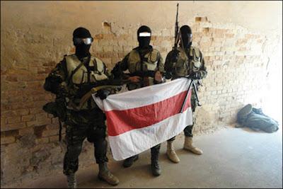Нацизация Беларуси: снизу и ее поддержка сверху