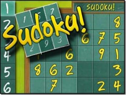لعبة سودوكو Sudoku