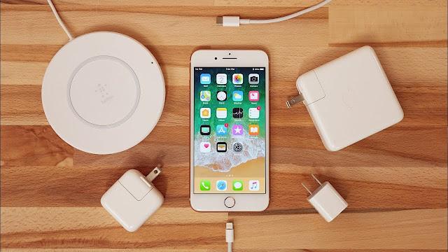 Mengisi Baterai iPhone Menggunakan Charger Merek Lain