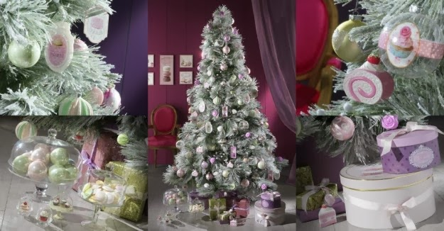 Addobbi Natalizi Maison Du Monde.Boiserie C Atmosfera Da Favola Per L Albero Di Natale