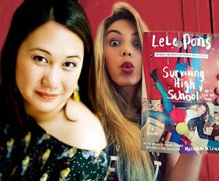 Bookschatter ℚ Surviving High School Lele Pons Melissa De La Cruz