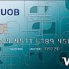 Ciri Dan Makna Tulisan Pada Kartu ATM (Debit Card) UOB