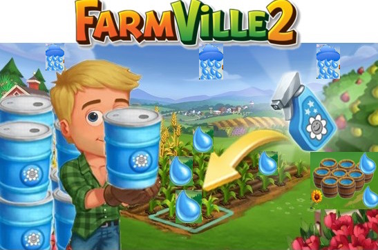 farmville speed grow super feed water pack free gifts