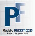 Aggiornamento software Redditi PF 2020 1.1.1 per Mac, Windows e Linux