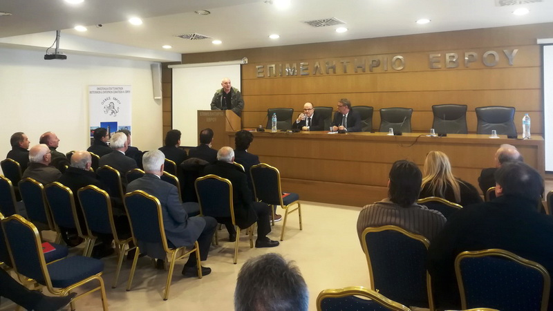Αλεξανδρούπολη: Με επιτυχία η ημερίδα για την στήριξη των προϊόντων Μοναστικών Κοινοτήτων και μικρών παραγωγών