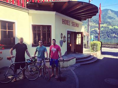 carbon road bike rental shop in zell am see kaprun ironman 70.3