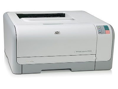Image HP LaserJet CP1210 Printer Driver