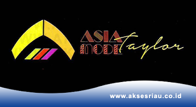 Lowongan Asia Mode Taylor Pekanbaru Oktober 2017