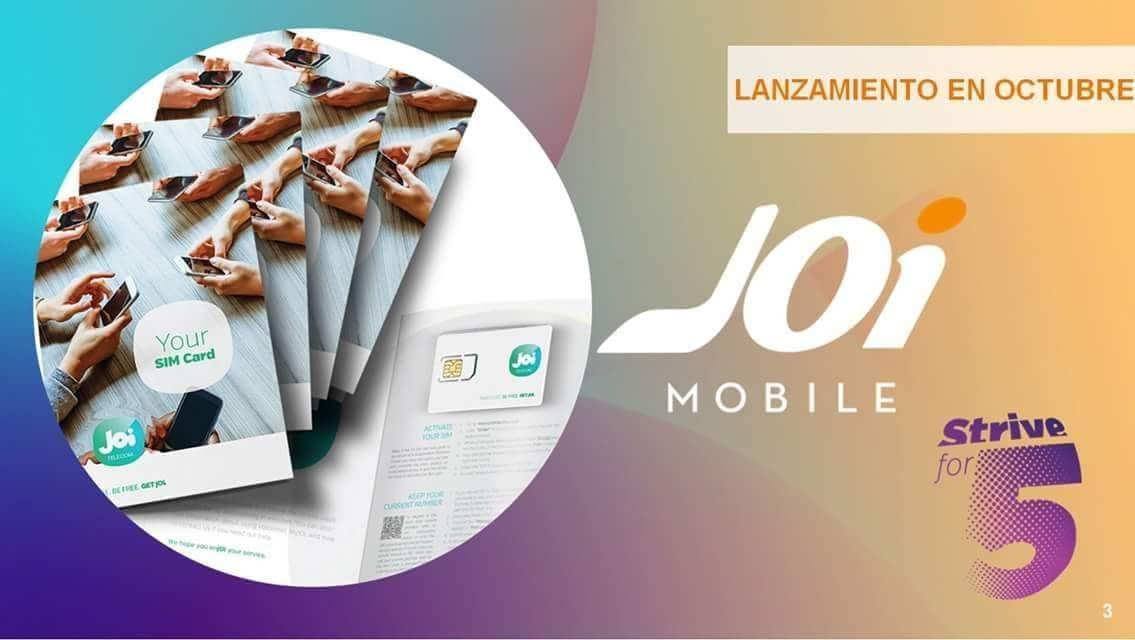 Joi Mobile España retrasa su lanzamiento