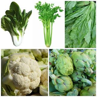 Frutas y verduras de temporada: Febrero