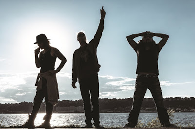 The Winery Dogs - band -  2015