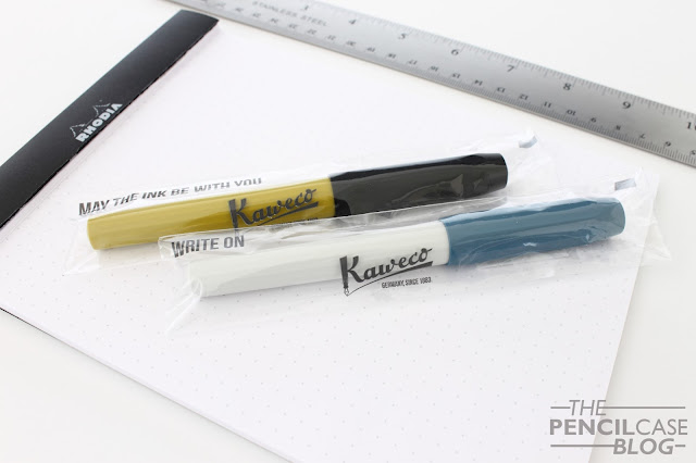 Kaweco Perkeo fountain pen review