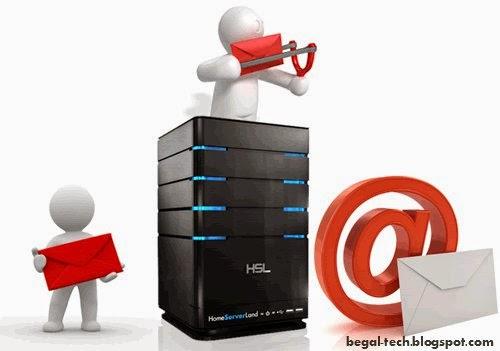 apa itu mail server cara kerja