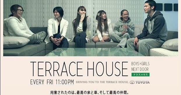 Terrace house boys girls next door all the for Terrace house season 3