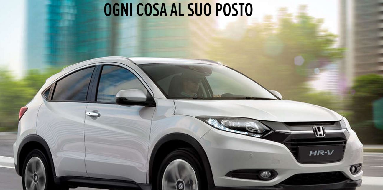 Canzone Honda pubblicità HR-V - Musica spot Gennaio 2017