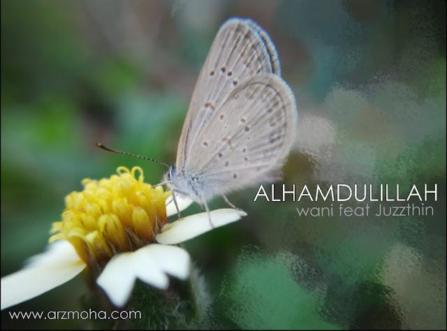 Lirik lagu alhamdulillah nyanyian wani feat juzzthin, lagu diinspirasi Dari bencana tsunami,