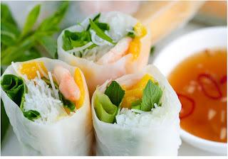 Vietnamese food delight workshop at KORUM Mall